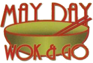 Logo May Day Wok en G0